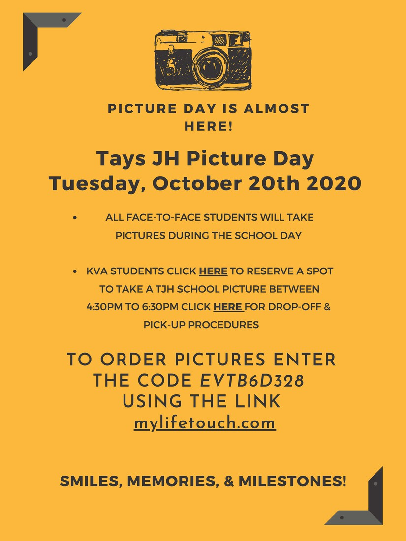 picture day fall 2020